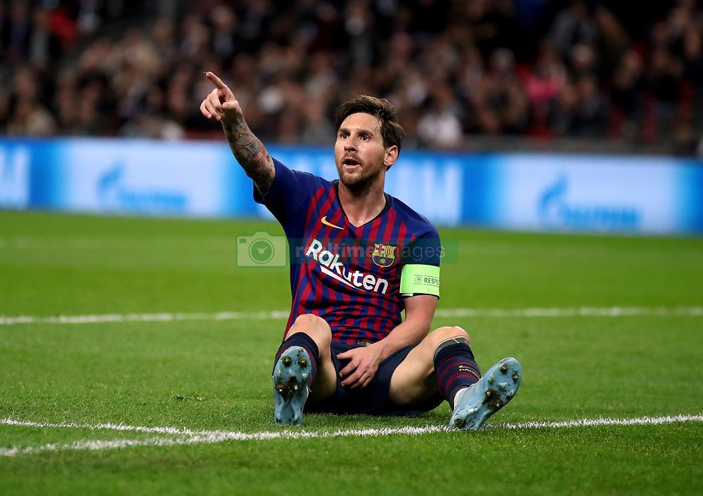 صور مباراة : توتنهام - برشلونة 2-4 ( 03-10-2018 )  38928954