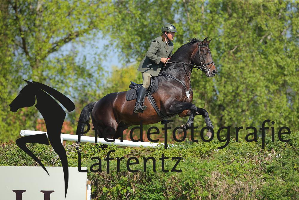 Hamburg - Hamburger Derby 2016<br /> Wascher, Daniel (GER) Lamarco<br /> &copy; Stefan Lafrentz