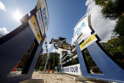 Griese, Henrik (GER) Cosma<br /> Paderborn - Challenge 2017 <br /> Wertungsprüfung, DKB Riders-Tour<br /> © www.sportfotos-lafrentz.de/Stefan Lafrentz