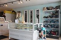 Interior View of Workshop, 242 Dalhousie St., Ottawa