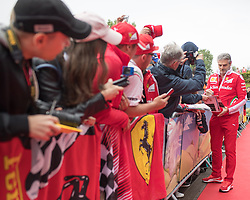 03.07.2016, Red Bull Ring, Spielberg, AUT, FIA, Formel 1, Grosser Preis von Österreich, Red Carpet, im Bild Maurizio Arrivabene (ITA) Scuderia Ferrari // Team principal of the Scuderia Ferrari Formula One team Maurizio Arrivabene (ITA) during the red carpet for the Austrian Formula One Grand Prix at the Red Bull Ring in Spielberg, Austria on 2016/07/03. EXPA Pictures © 2016, PhotoCredit: EXPA/ Johann Groder