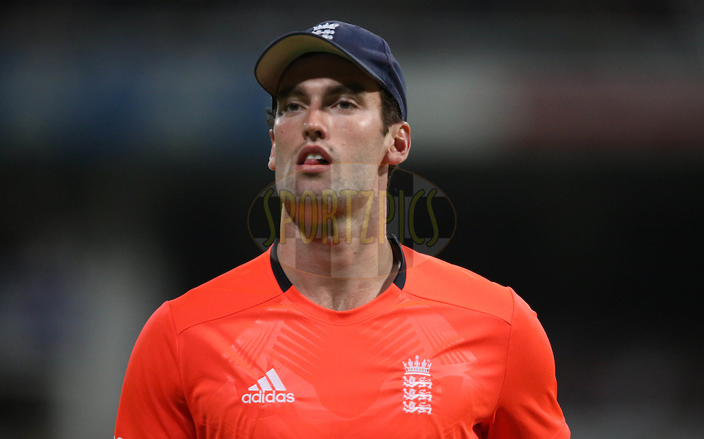 Reece Topley  during the First KFC T20 Match between South Africa and England played at Newlands Stadium, Cape Town, South Africa on February 19th 2016