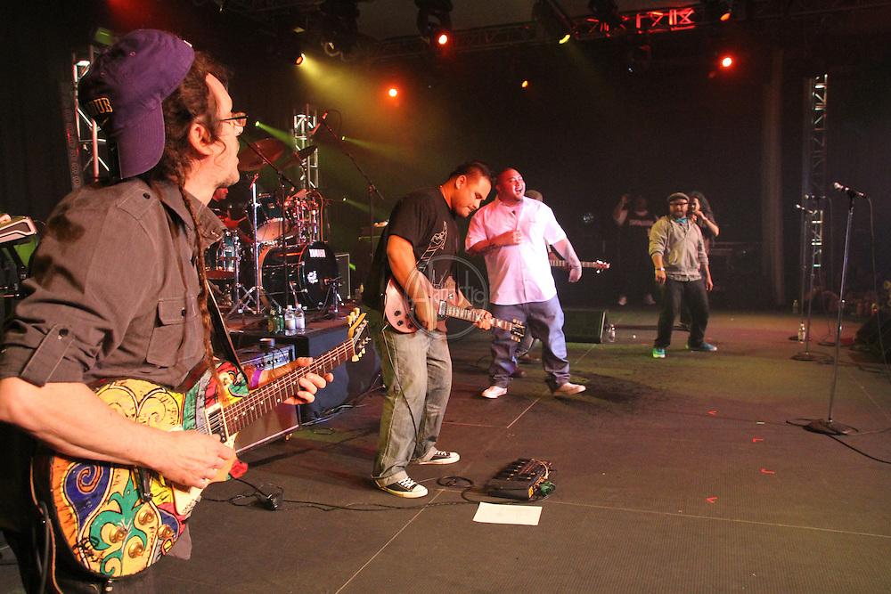 Da 808 SummerFest11 with Soul Kuljah, Unified Culture, and featuring J-Boog. Snolqualmie Casino, June 2011.