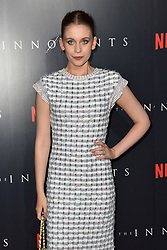 Sorcha Groundsell during a screening of of Netflix's The Innocents at the Curzon Mayfair in London. Picture date: Monday August 20th, 2018. Photo credit should read: Matt Crossick/ EMPICS Entertainment.