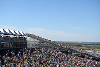 Fans.<br /> United States Grand Prix, Saturday 1st November 2014. Circuit of the Americas, Austin, Texas, USA.