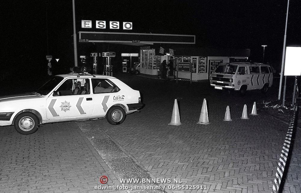 NLD/Maarsbergen/19910502 - Moord Esso pomphouder tankstation Maarsbergen A12