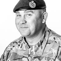 Wayne Bye, Army - Royal Engineers, Combat Engineer, EOD, Warrant Officer Class 1, 1990 - present, Norhern Ireland, Bosnia, Kosovo, Iraq, Afgahnistan, Cyprus,