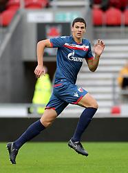 Red Star Belgrade's Mirko Milikic