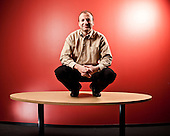Portraits of Andy Lees - Sr. VP of Mobile Communications at Microsoft - 2009