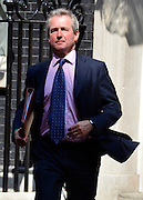 © Licensed to London News Pictures. 07/05/2013. Wesminster, UK. Owen Patterson, Conservative MP, Secretary of State for Energy and Climate Change. Ministers on Downing Street on Tuesday 7th May 2013. Photo credit : Stephen Simpson/LNP