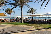 Israel, Achziv Beach Sagol New Age Festival