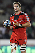 Crusaders' Richie McCaw. Super 15 rugby union match, Chiefs v Crusaders at Baypark Stadium, Mt Maunganui, New Zealand. Friday 15th April 2011. Photo: Anthony Au-Yeung / photosport.co.nz