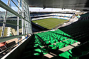 Seats in The Free State Stadium, also known as Vodacom Park, is a stadium in Bloemfontein, South Africa. A venue for the FIFA Confederations Cup South Africa 2009 tournament and the FIFA 2010 South Africa World Cup.