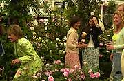 Esther Rantzen, Duchess of Northumberland, Rachel de thame and Charlie Dimmock. Chelsea Flower Show press preview day. 21 <br />