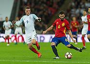 England v Spain - International Friendly - 15/11/2016
