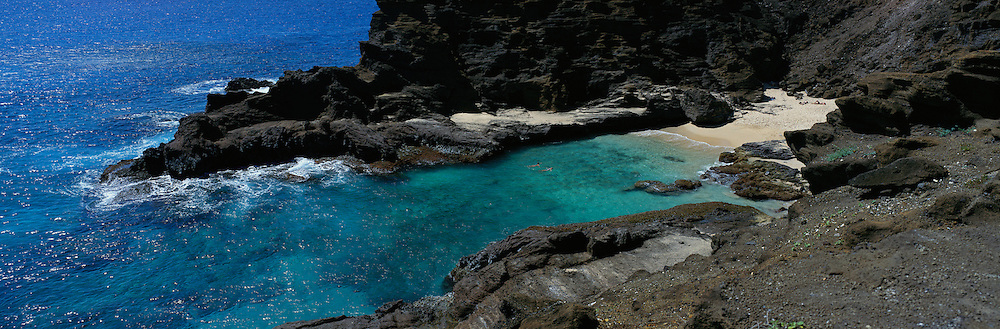 From Here to Eternity Beach, Oahu, Hawaii, USA<br />