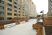 Patio at 40 West 116th Street