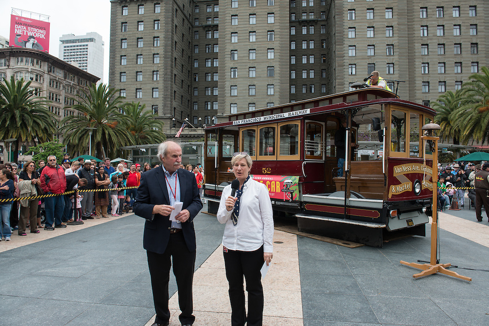 52nd Cable Car Bell Ringing Competition   July 9, 2015