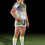 Teams take part in a photoshoot prior to the 2018 USA Sevens Penn Mutual Colligate Rugby Championship to be held at Talon Energy Stadium in Chester, Pa.<br /> <br /> Jack Megaw. All Rights Reserved.