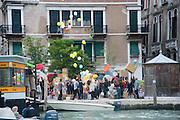 Venice. Venice Bienalle. 28 May 2013