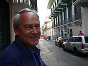 EL Arquitecto Sebastian  E. Paniza en uno de los habitantes del  Casco Antiguo de la  Ciudad de Panamá es declarado Patrimonio de la Humanidad por UNESCO en el año de 1997. .(Victoria Murillo/Orinoquiaphoto)