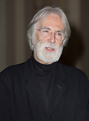 Austrian writer-director Michael Haneke, recently nominated for the 2013 Academy Awards for his film 'Amour', the Gold Medal of the Fine Arts, the highest award available to the institution, Madrid, Spain, February 20, 2013. Photo by Oscar Gonzalez / i-Images...SPAIN OUT