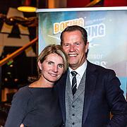 NLD/Rijswijk/20170123 - Premiere Boeing Boeing, Jan-Willem Brüggenwirth en partner Francis