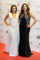 The Global Gift Gala Red Carpet, Wednesday 17th May 2017<br /> <br /> Eva Longoria Baston arrives on the red carpet with Maria Bravo<br /> <br /> The Global Gift Gala is a unique international initiative from the Global Gift Foundation, a charity founded by Maria Bravo that is dedicated to philanthropic events worldwide; to help raise funds and make a difference towards children and women across the globe.<br /> <br /> Charities benefiting from the 2017 Edinburgh Global Gift Gala include the  Eva Longoria Foundation, which aims to improve education and provide entrepreneurial opportunities for young women;  Place2Be which provides emotional and therapeutic services in primary and secondary schools, building children's resilience through talking, creative work and play; and the Global Gift Foundation with the opening of their first 'CASA GLOBAL GIFT', providing medical treatments and therapy for children affected by rare disease.<br /> <br /> (c) Aimee Todd | Edinburgh Elite media