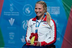 KINGHORN Samantha, 2014 IPC European Athletics Championships, Swansea, Wales, United Kingdom