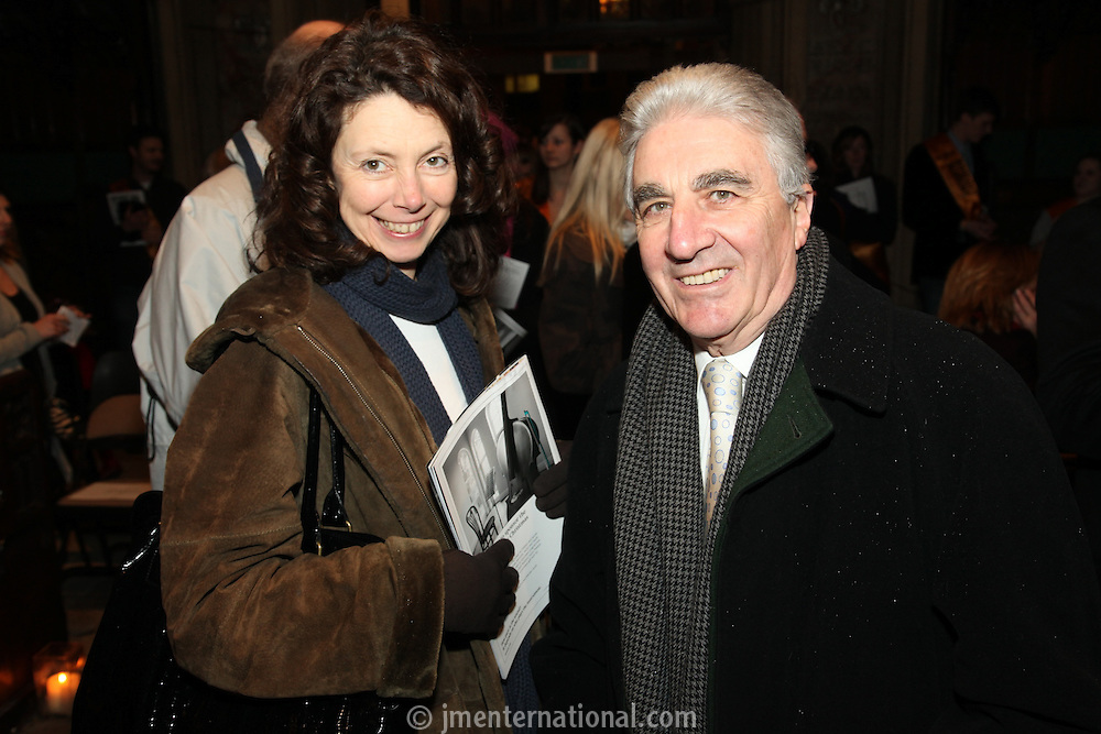 Alison Webb and Alan Zafer