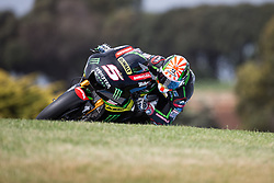 October 20, 2017 - Phillip Island, Australie - JOHANN ZARCO - FRENCH - MONSTER YAMAHA TECH 3 - YAMAHA (Credit Image: © Panoramic via ZUMA Press)
