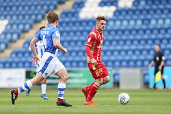 Jake Hesketh of Milton Keynes Dons on the ball - Mandatory by-line: Arron Gent/JMP - 27/04/2019 - FOOTBALL - JobServe Community Stadium - Colchester, England - Colchester United v Milton Keynes Dons - Sky Bet League Two
