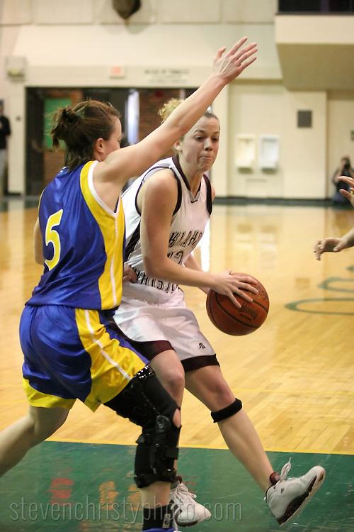 SAC Tournament.Quarterfinals.Lady Eagles vs Wayland Baptist.76-56 win
