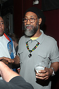 17 May 2011- New York, NY - Hip Hop Icon Kool Herc backstage at the Kool Herc Tribute  and Melle Mel Birthday Celebration Produced by Jill Newman Productions and held at BB Kings on May 17, 2011 in New York City. Photo Credit: Terrence Jennings