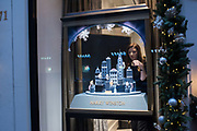 Harry Winston window London 28 November 2018