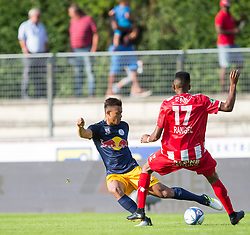 21.07.2017, Franz Fekete Stadion, Kapfenberg, AUT, 2. FBL, KSV 1919 vs FC Liefering , 1. Runde, im Bild Igor Julio Dos Santos dPaulo (FC Liefering), Lucas Rangel Nunes Goncalves (KSV 1919) // during the Austrian Erste Liga Match, 1th Round, between KSV 1919 and FC Liefering at the Franz Fekete Stadium, Kapfenberg, Austria on 2017/07/21, EXPA Pictures © 2017, PhotoCredit: EXPA/ Dominik Angerer