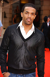 Singer CRAIG DAVID at the Royal Academy of Art's SUmmer Party following the official opening of the Summer Exhibition held at the Royal Academy of Art, Burlington House, Piccadilly, London W1 on 7th June 2006.<br /><br />NON EXCLUSIVE - WORLD RIGHTS