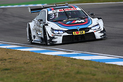 October 13, 2017 - Germany - Motorsports: DTM race Nuerburgring, Saison 2017 - 9. Event Hockenheimring, GER, # 31 Tom Blomqvist (GBR, BMW Team RMR, BMW M4 DTM) (Credit Image: © Hoch Zwei via ZUMA Wire)