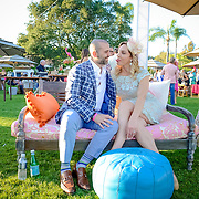 RIVIERA-The After Pony Party Opening Day at Rancho Valencia 2015