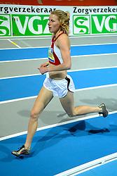 06-02-2010 ATLETIEK: NK INDOOR: APELDOORN<br /> Machteld Mulder op de 400 meter<br /> ©2010-WWW.FOTOHOOGENDOORN.NL