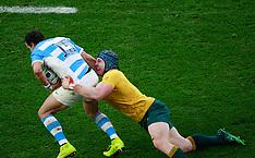 RWC 15 Semi Final - Australia v Argentina