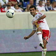 New York Red Bulls player Rafa Marquez in action during the New York Red Bulls V Chivas USA Major League Soccer match at Red Bull Arena, Harrison, New Jersey, 23rd May 2012. Photo Tim Clayton