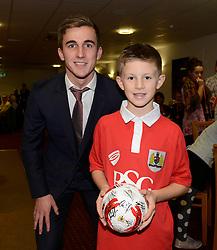 Man of the match - Photo mandatory by-line: Dougie Allward/JMP - Mobile: 07966 386802 - 22/11/2014 - Sport - Football - Bristol - Ashton Gate - Bristol City v Preston North End - Sky Bet League One