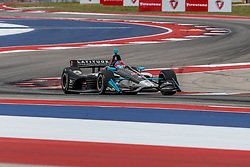 March 23, 2019 - Austin, Texas, U.S - Harding Racing driver Gabby Chaves (88) of Columbia in action during the practice round at the Circuit of the Americas racetrack in Austin,Texas. (Credit Image: © Dan Wozniak/ZUMA Wire)