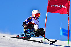 MURAOKA Momoka, LW10-2, JPN, Giant Slalom at the WPAS_2019 Alpine Skiing World Cup, La Molina, Spain