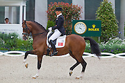 Anne van Olst - Exquis Clearwater<br /> World Equestrian Festival CHIO Aachen 2011<br /> © DigiShots