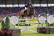 Steve Guerdat - Jalisca Solier<br /> World Equestrian Festival, CHIO Aachen 2012<br /> © DigiShots