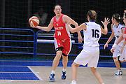 DESCRIZIONE : Latina Basket Campionato Italiano Femminile serie B 2011-2012<br /> GIOCATORE : Giulia Gombac<br /> SQUADRA : College Italia<br /> EVENTO : College Italia 2011-2012<br /> GARA : Cestistica Latina College Italia <br /> DATA : 09/12/2011<br /> CATEGORIA : passaggio<br /> SPORT : Pallacanestro <br /> AUTORE : Agenzia Ciamillo-Castoria/GiulioCiamillo<br /> Galleria : Fip Nazionali 2011<br /> Fotonotizia : Latina Basket Campionato<br /> Italiano Femminile serie B 2011-2012<br /> Predefinita :