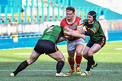 Wales Dragonhearts v Lietuva RL  - Mandatory by -line: Craig Thomas/Replay images - 10/11/2019 - Rugby League - Cardiff Arms PArk - Cardiff, Wales - Wales Dragonhearts v Lietuva RL - Motorplus Car Supermarket Autumn Series