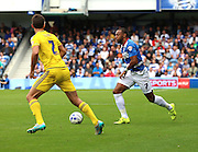 Matt Phillips (QPR midfielder) surging forward with a QPR attack during the Sky Bet Championship match between Queens Park Rangers and Nottingham Forest at the Loftus Road Stadium, London, England on 12 September 2015. Photo by Matthew Redman.